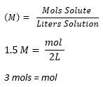 Molarity7